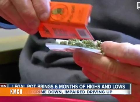 News video: Washington State Prepares For First Legal Marijuana Sales