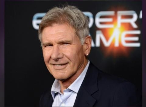 News video: Harrison Ford's Broken Leg Freezes 'Star Wars' Production For 2 Weeks
