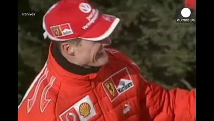 News video: Swiss helicopter firm implicated in Schumacher probe